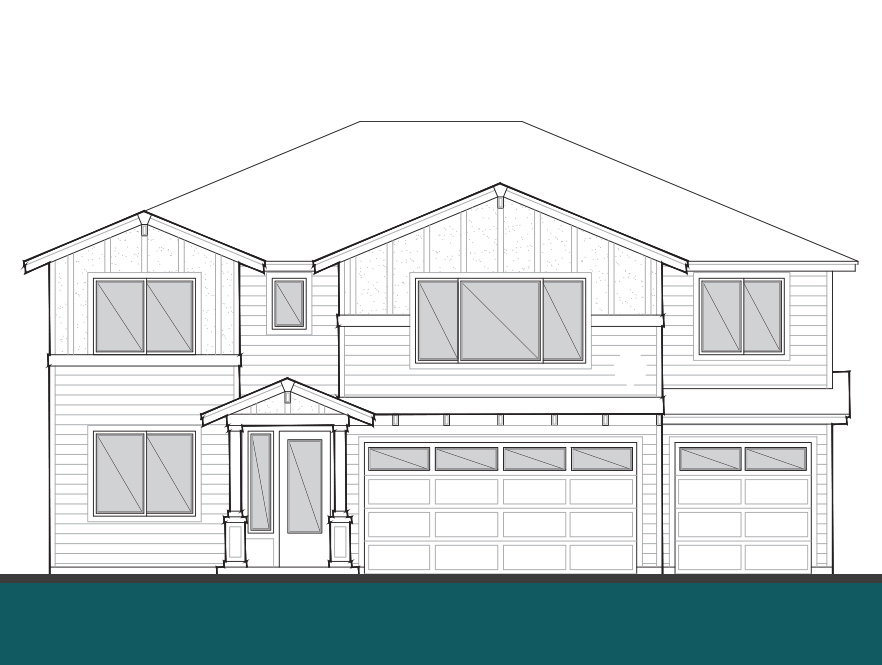 Connors Crossing 2832B Plan